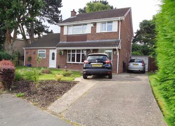 Thumbnail 5 bedroom detached house for sale in Listelow Close, Castle Bromwich, Birmingham