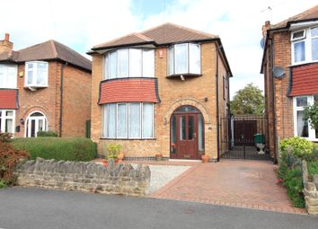 Thumbnail Detached house for sale in Seaford Avenue, Wollaton, Nottingham