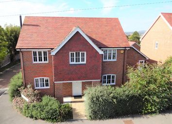 Thumbnail 4 bed detached house for sale in Rochester Road, Burham, Rochester