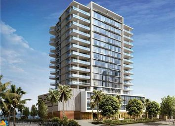 Thumbnail 2 bed town house for sale in 920 Intracoastal Dr 1002, Fort Lauderdale, Fl, 33304