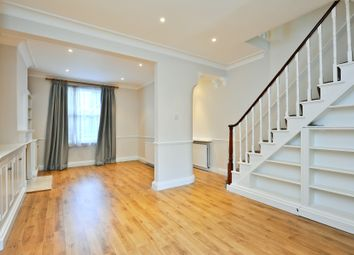 Thumbnail 2 bed terraced house to rent in Sabine Road, Battersea, London