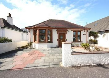 Thumbnail 3 bed bungalow for sale in Golf Place, Troon