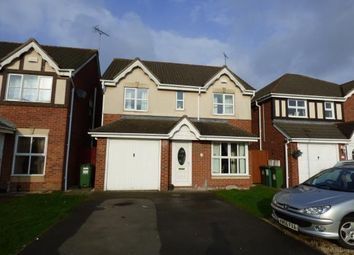 Thumbnail 4 bed detached house for sale in Haskell Close, Thorpe Astley, Braunstone, Leicester