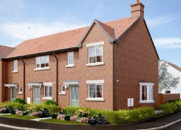 Thumbnail 3 bed end terrace house for sale in Main Road, Kempsey, Worcestershire