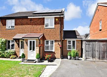 Thumbnail 3 bed semi-detached house for sale in Murrain Drive, Downswood, Maidstone, Kent