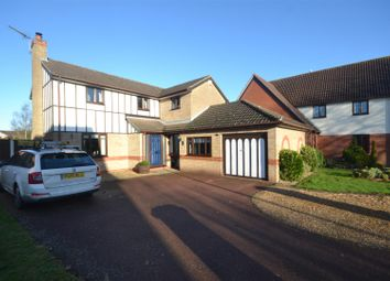 Thumbnail 4 bed detached house for sale in Thorpe St Andrew, Norwich