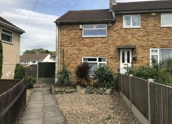 Thumbnail 3 bedroom end terrace house for sale in Roborough Green, Thurnby Lodge, Leicester, Leicestershire