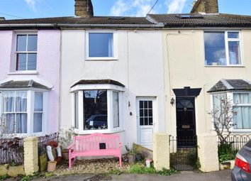 Thumbnail 2 bed terraced house for sale in Front Brents, Faversham, Kent