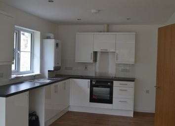 Thumbnail 1 bed flat to rent in Eliza Seller Court, Church Street, Liskeard
