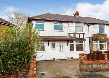 Thumbnail 3 bed semi-detached house for sale in Roslyn Avenue, Flixton