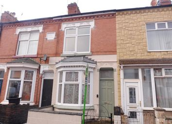 Thumbnail 2 bed terraced house to rent in Sylvan Street, Leicester