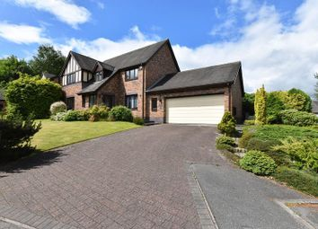 Thumbnail 4 bed detached house for sale in Lake View, Congleton