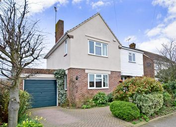 Thumbnail 4 bed detached house for sale in Valkyrie Avenue, Whitstable, Kent