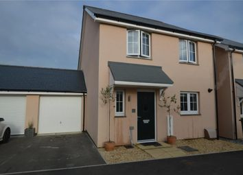 Thumbnail 4 bed link-detached house for sale in Baileys Meadow, Hayle, Cornwall