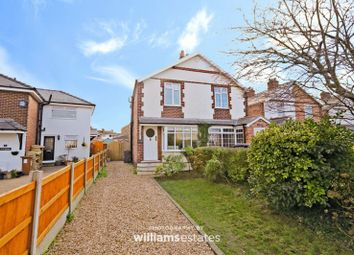 Thumbnail 2 bed semi-detached house for sale in Rhos Road, Penyffordd, Chester