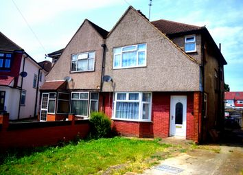 Thumbnail 3 bed terraced house to rent in Kenton Avenue, Southall