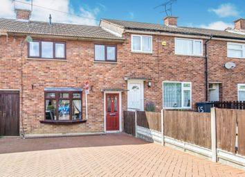 Thumbnail 3 bed town house for sale in St Austell Road, Thurnby Lodge, Leicester