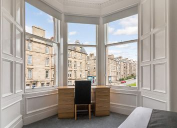 Thumbnail 2 bed flat to rent in Comely Bank Avenue, Comely Bank, Edinburgh