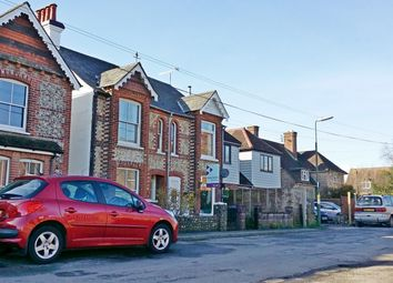 Thumbnail 3 bed semi-detached house to rent in Church Road, Chichester