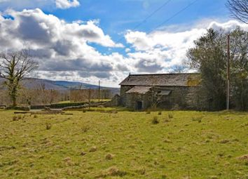 Thumbnail 4 bedroom barn conversion for sale in Woodland, Broughton-In-Furness