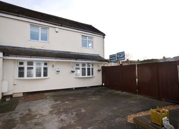 Thumbnail 3 bed semi-detached house for sale in Ruxley Road, Bucknall, Stoke-On-Trent