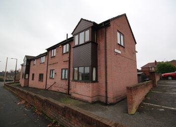 Thumbnail 1 bed flat to rent in Rickingham Court, Racecourse Road, Swinton