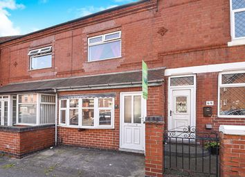 Thumbnail 2 bedroom terraced house for sale in Graham Street, Ilkeston