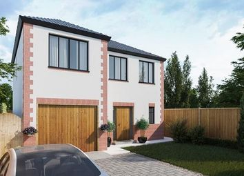 Thumbnail 4 bed detached house for sale in Broughton Road, Hadleigh, Benfleet