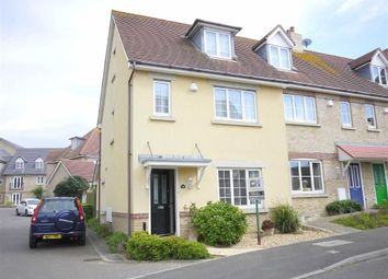 Thumbnail 3 bedroom town house for sale in Wedgwood Road, Weymouth