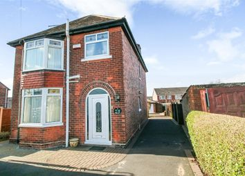 Thumbnail 3 bed detached house for sale in Newthorpe Common, Newthorpe, Nottingham