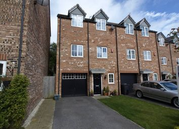 Thumbnail 4 bed town house for sale in Ecklands, Millhouse Green, Sheffield