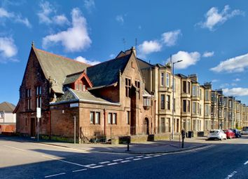 Thumbnail 2 bed flat for sale in Whitehaugh Avenue, Paisley