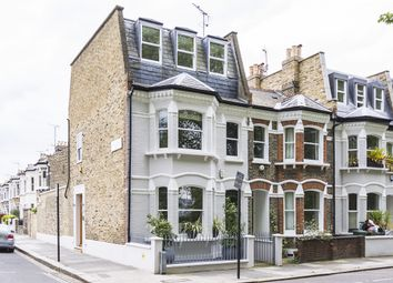 Thumbnail 5 bedroom terraced house to rent in Favart Road, Fulham, London