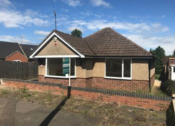 Thumbnail 2 bed detached bungalow for sale in Sunningdale Close, Kingsley, Northampton