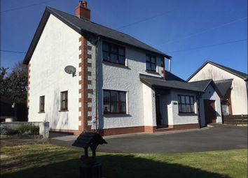 Thumbnail 3 bed detached house to rent in Blaenplwyf, Aberystwyth