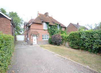 Thumbnail 4 bed semi-detached house for sale in Halls Road, Tilehurst, Reading