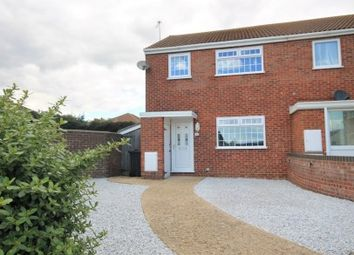 Thumbnail 3 bed semi-detached house to rent in Bluehouse Avenue, Clacton-On-Sea