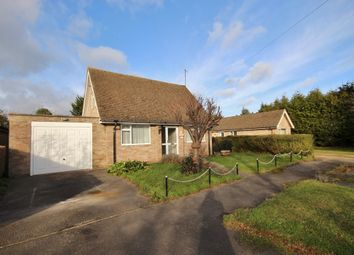 Thumbnail 4 bed detached bungalow for sale in Galley Field, Abingdon