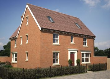 "Thumbnail 5 bed detached house for sale in ""Blackthorne"" at Craneshaugh Close, Hexham"
