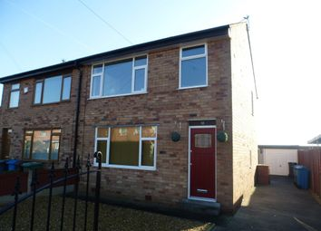 Thumbnail 3 bed semi-detached house to rent in Green Lane, Freckleton, Preston