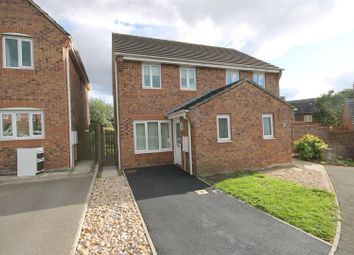 Thumbnail 3 bed semi-detached house for sale in Crosby Gardens, Northallerton