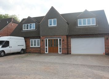 Thumbnail 5 bed detached house for sale in Hortons Close, Glen Parva, Leicester