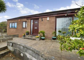 Thumbnail 4 bed detached bungalow for sale in Billacombe Villas, Plymouth, Devon