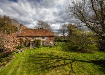 Foxes Lane, West Wellow, Romsey, Hampshire SO51. 4 bed equestrian property for sale