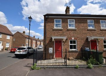 Thumbnail 2 bedroom semi-detached house for sale in Great Meadow Way, Aylesbury