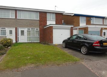 Thumbnail 3 bed semi-detached house to rent in Christopher Road, Selly Oak