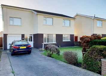 Thumbnail 4 bed detached house for sale in Widgeon Close, Rest Bay, Porthcawl
