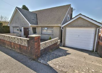 Thumbnail 3 bed detached bungalow for sale in Highlands Crescent, Beaufort, Ebbw Vale