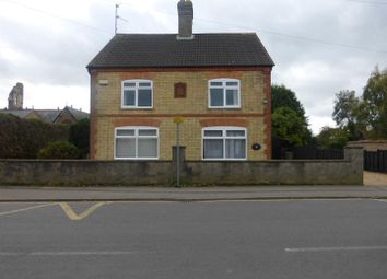 Thumbnail 4 bed detached house to rent in High Street, Doddington, March