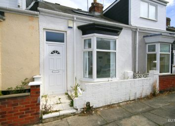 Thumbnail 1 bed terraced house to rent in Gilsland Street, Sunderland
